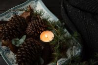 3 DIY ideas to replace your Christmas decoration