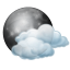 Wednesday: Partly cloudy